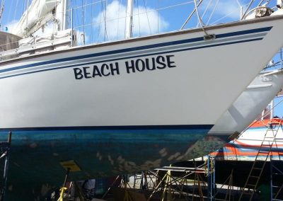 2016 - Sailing Charter - Beach House Boat